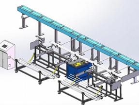 串联式多头金属管料锯切设备X3 系列