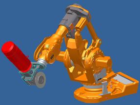 机器人锯切应用设备